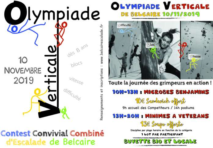 olympiade verticale