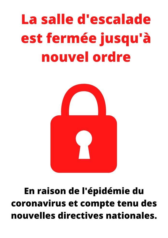 Fermeture-Salle-Escalade-coronavirus