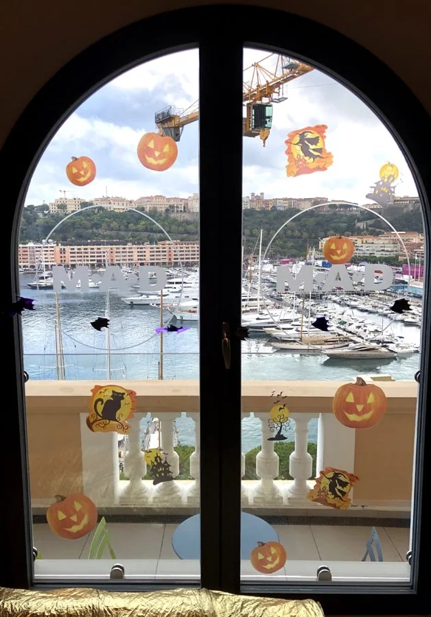 Organisation Anniversaire Monaco Halloween kids