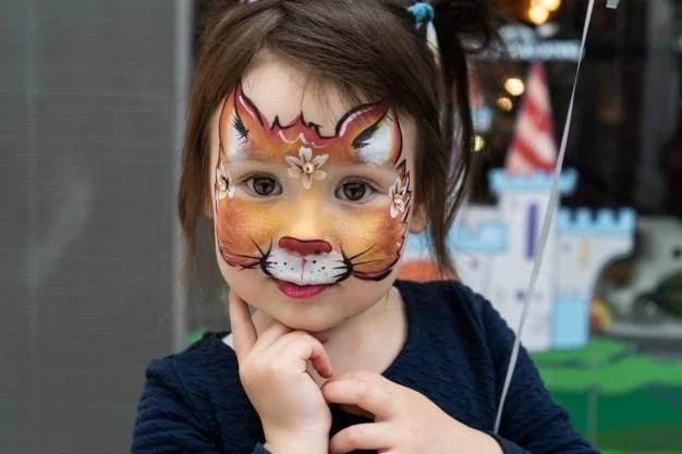 Maquillage enfants halloween et anniversaires