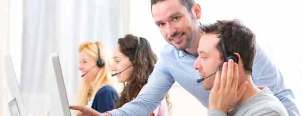 customer service leader coaching