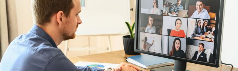 How to lead a work-from-home team