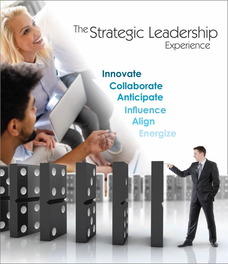 strategic leadership experience