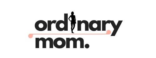 FINALY Ordinary Mom. Logo
