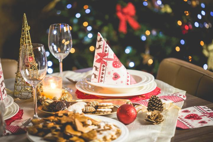 Healthy Eats & Holiday Party Treats