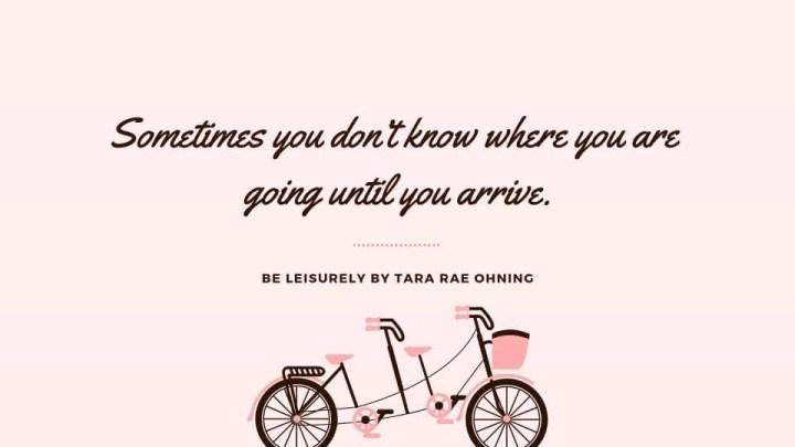 inspirational bike