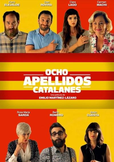 OCHO APELLIDOS CATALANES