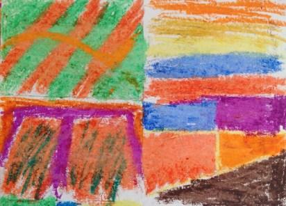 Diario de color, 4º de EP