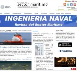 revista ingeneria naval