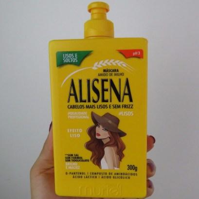 Máscara Alisena Muriel