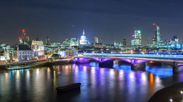 London time lapse