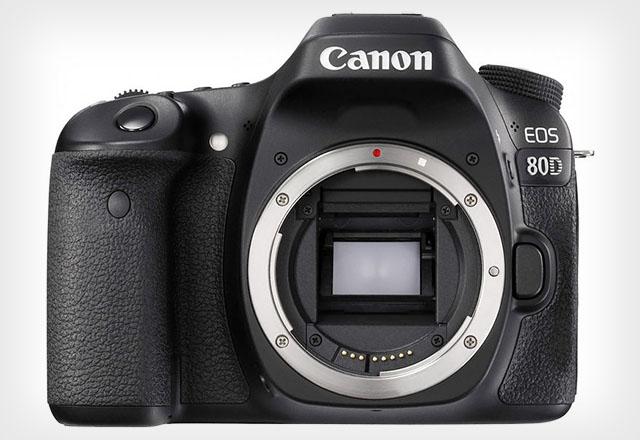 Canon 80d depan