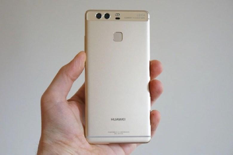 Huawei p9 depan