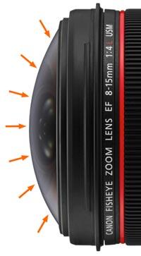 Flare lensa 3