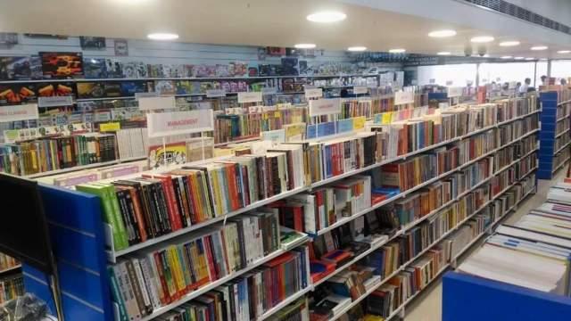Sapna book stall