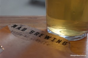 Beer at Mad Brewing