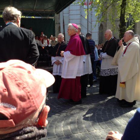 Holy Blood dignitaries