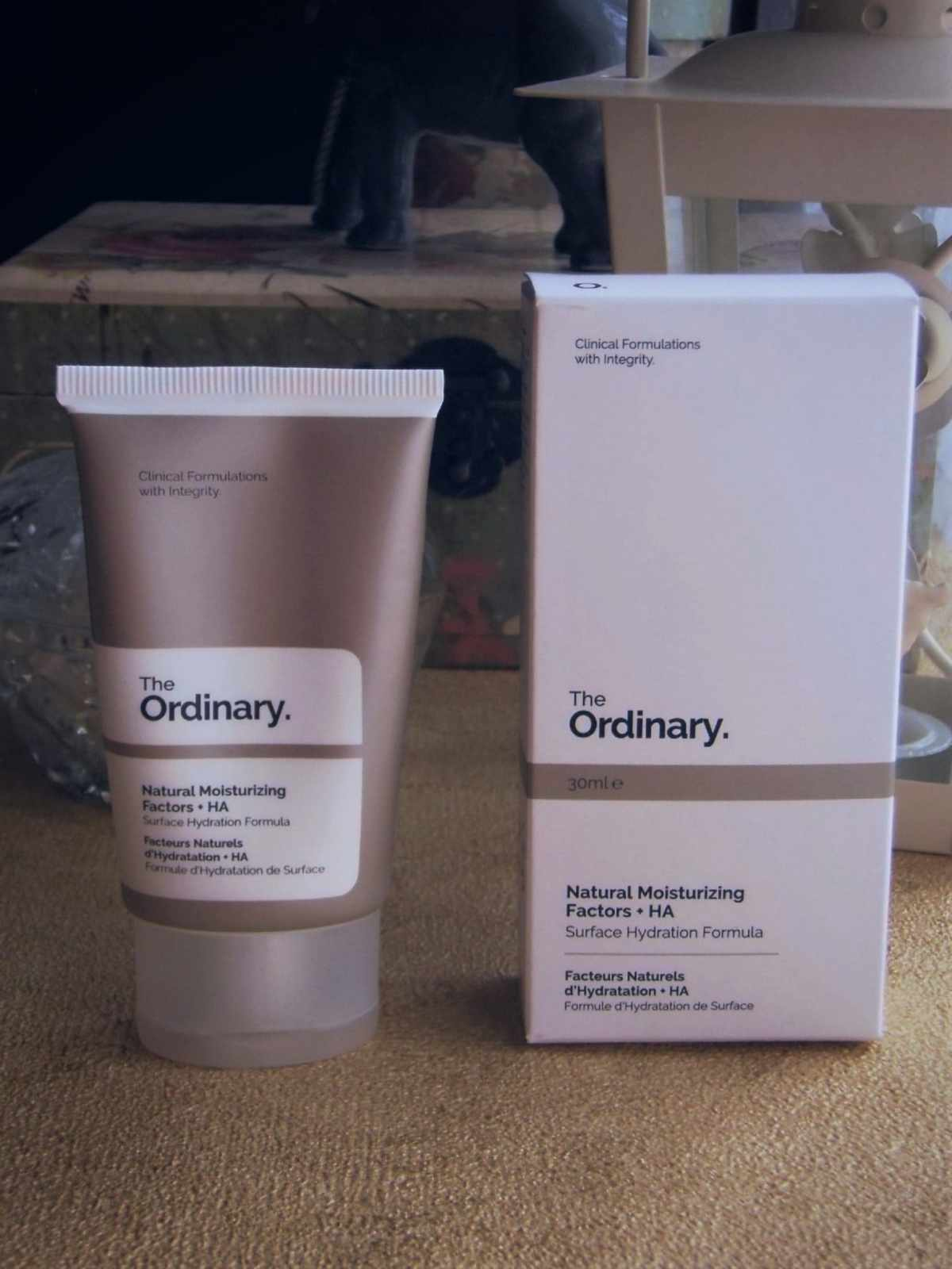 Natural Moisturizing Factors + HA by the ordinary #11