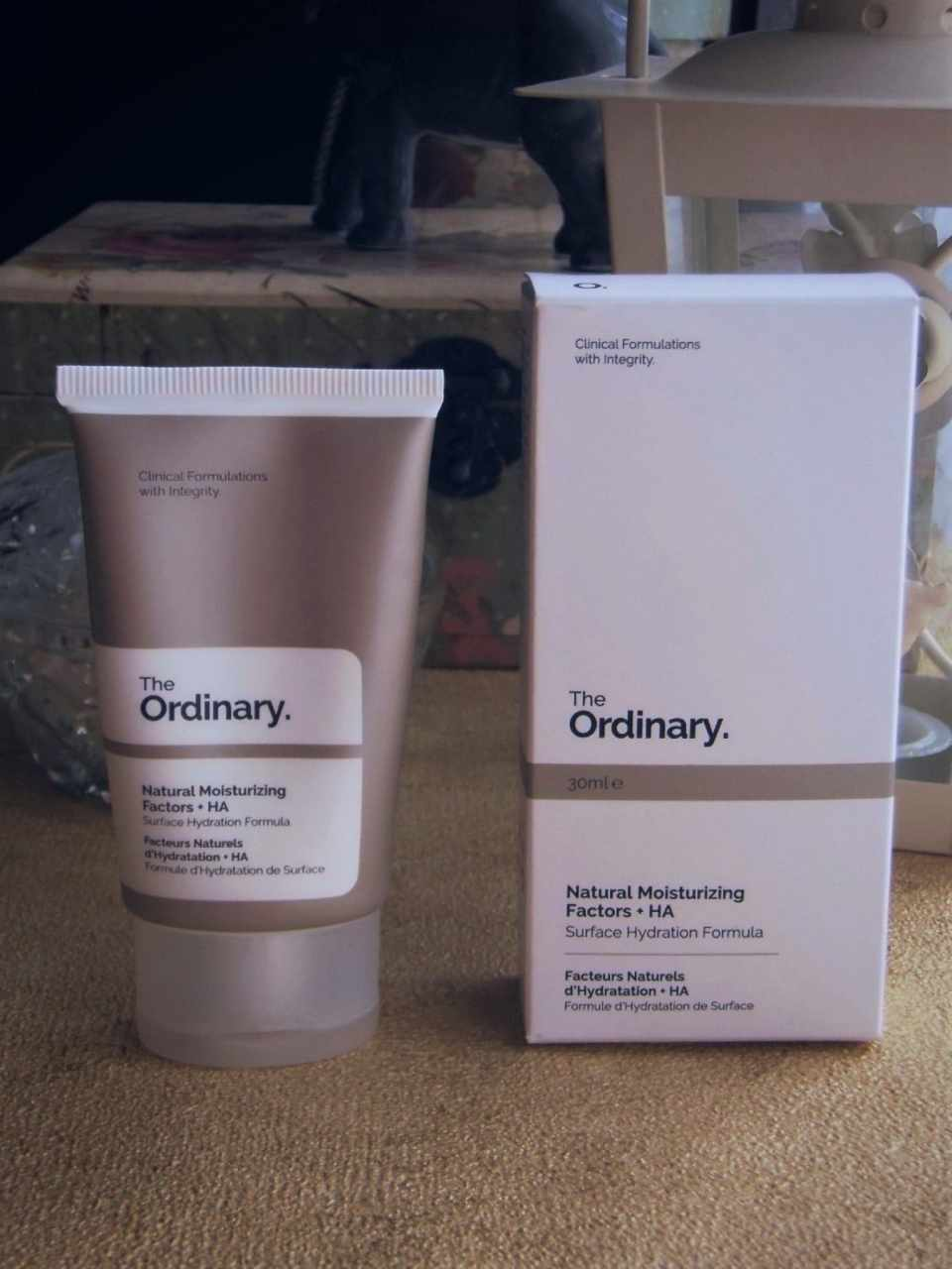 "The Ordinary – "" Natural Moisturizing Factors + HA  "" Review"