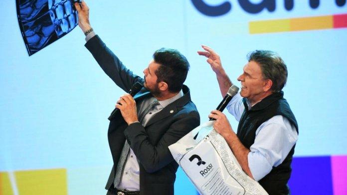 Macri volvió al Bailando y le fue bien en el reggaeton