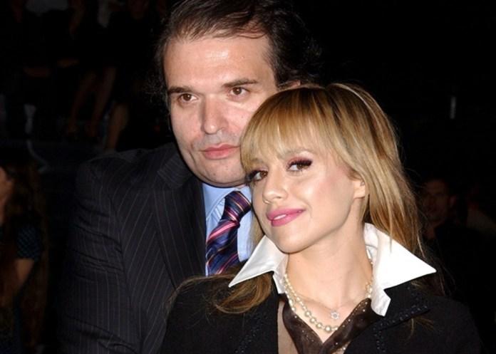 Brittany y su esposo Simon