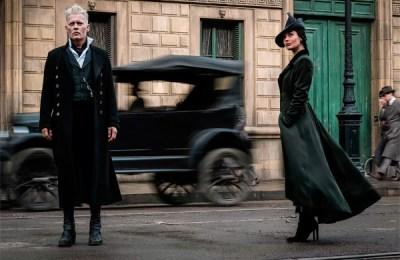 Mirá los nuevos personajes de Animales fantásticos: Los crímenes deGrindelwald