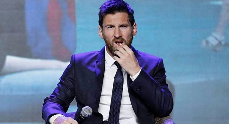 Messi encabeza la lista Forbes de latinos mejor pagados