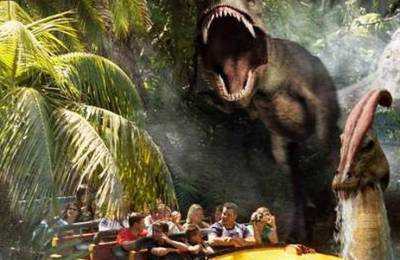 Jurassic World Ride