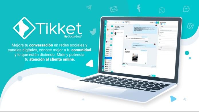 Tikket la plataforma ideal para potenciar la comunicación  online con tu cliente