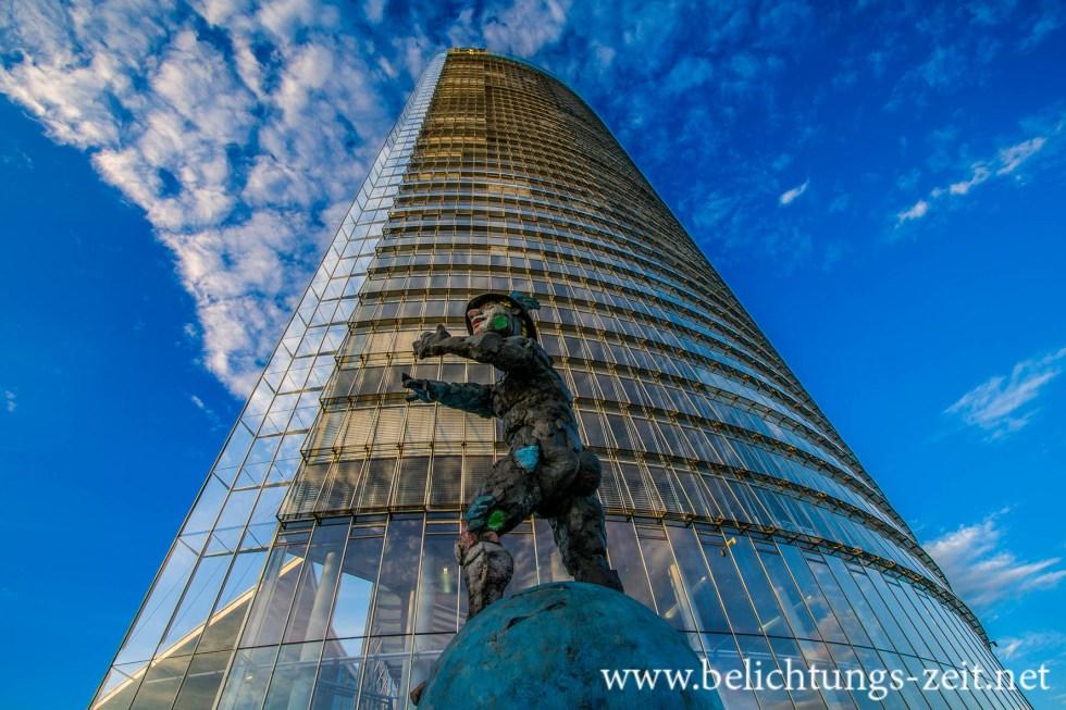DHL Tower, Bonn