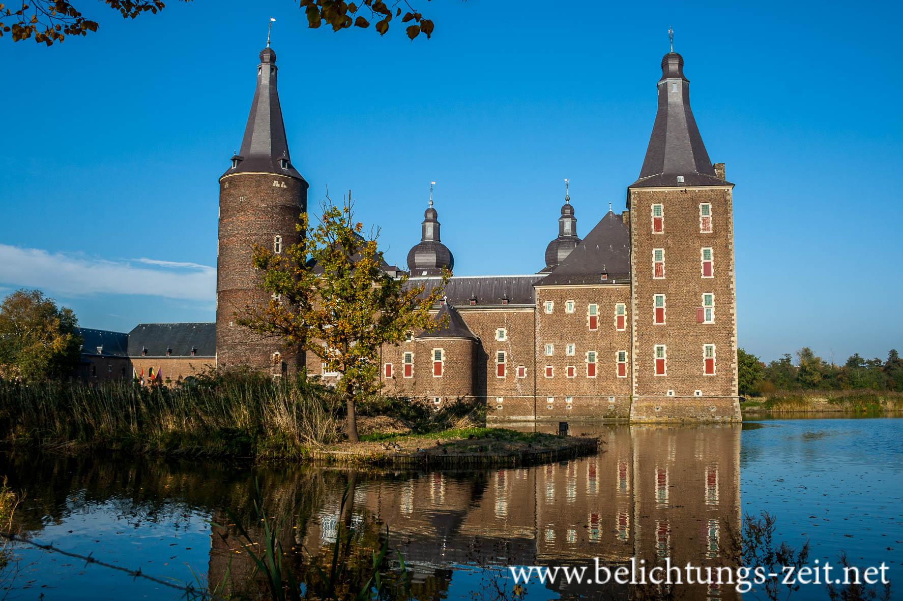 Schloss Hoensbroek
