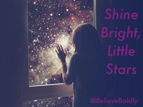 BB Girl and Stars edited