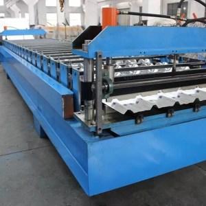 890 ibr sheet roll forming machine