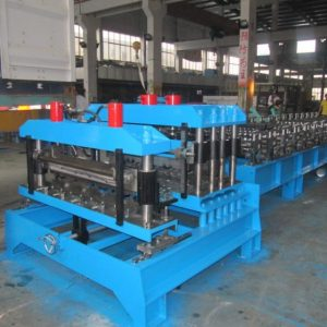 Tile Roll Forming Machine