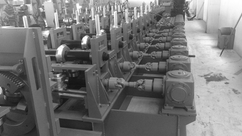roll forming gear box drives