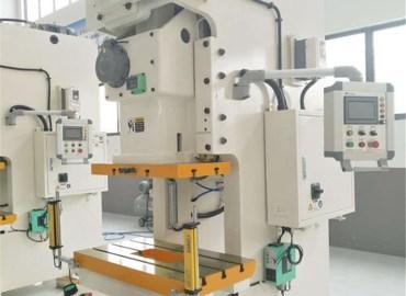 C Frame Single Crank Punch Press C1N-80