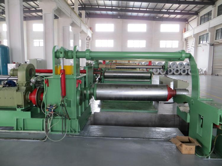 Steel Slitting Line Machine  Recoiler