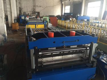 shelving panel roll forming mill