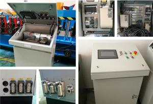Controlled box of simple slitting line