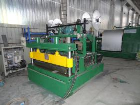 Simple Slitting Line Slitting Device