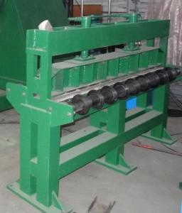 Simple Slitting Line Tension Device
