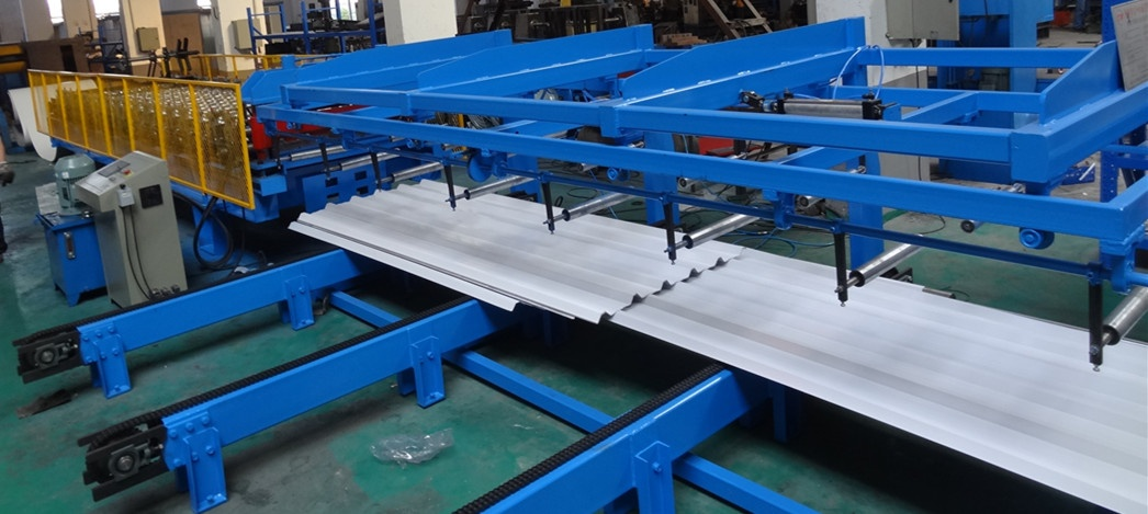box profile roofing sheets roll forming machine