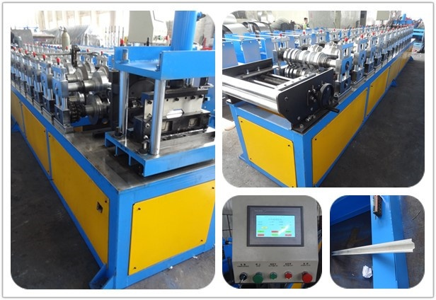 Steel Studs Roll Forming Machine