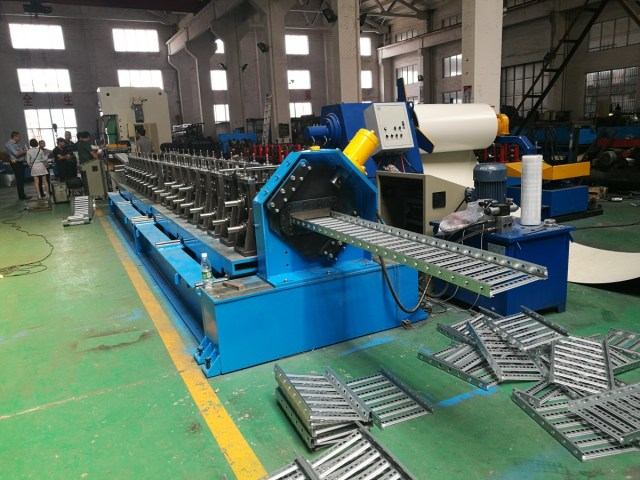 Cable Tray Production Line Cutter