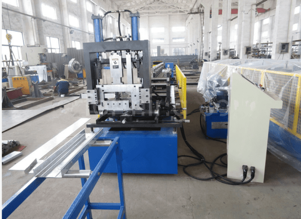 interchangeable c/z purlin roll forming machine