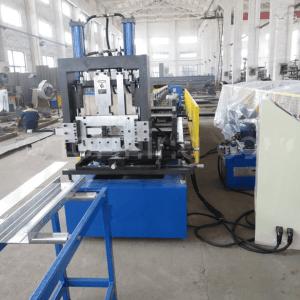interchangeable c/z purlin roll forming machine