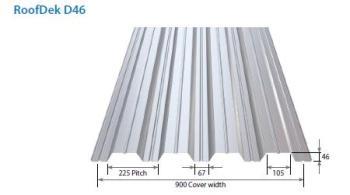 Metal Roof Deck D46