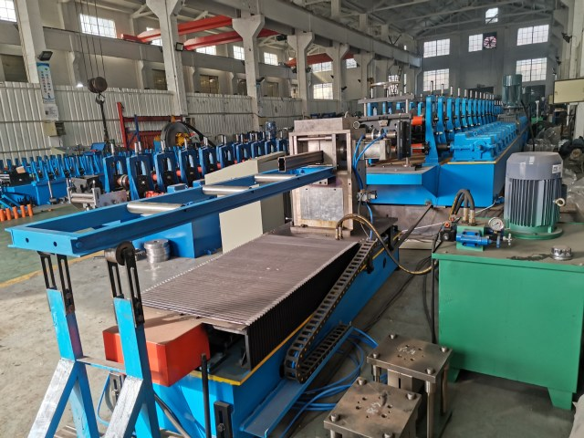 new design box beam machine