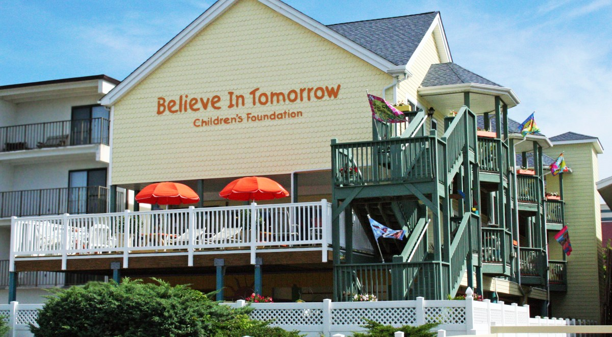 Believe In Tomorrow House by the Sea