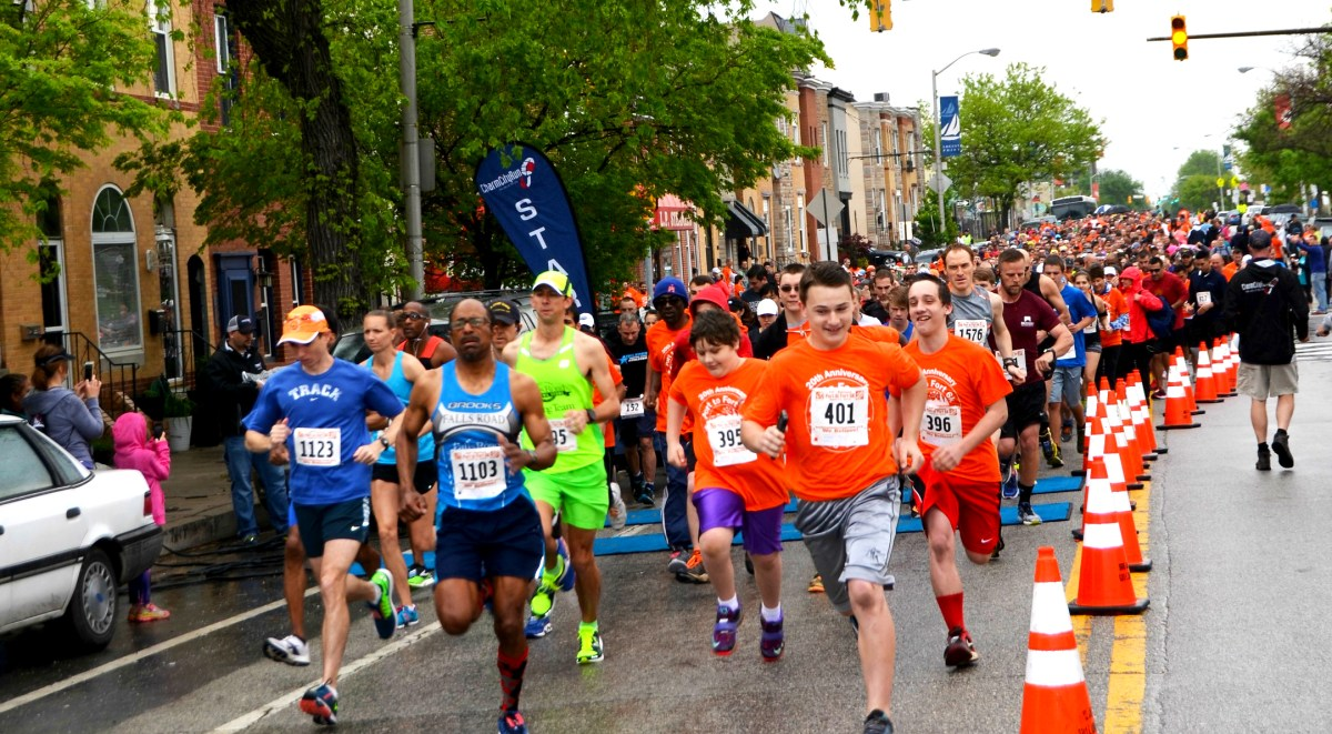 20th Annual Port to Fort 6K